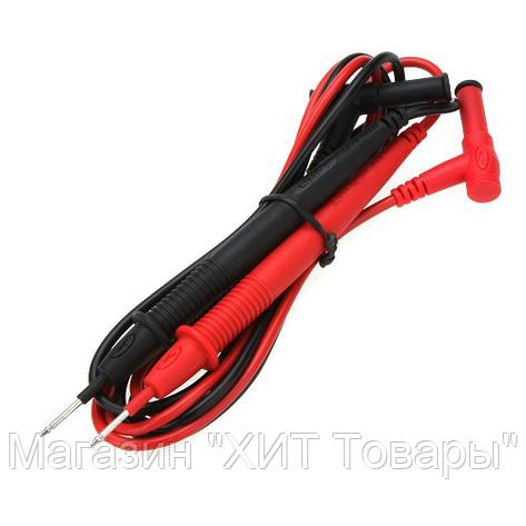 Щупы для мультиметра TS кабель 9208 (шнур для TS-UT), фото 2