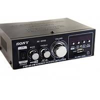Усилитель UKC AK-699D пульт ДУ и FM ZV
