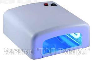 Ультрафиолетовая лампа SK - 818 для запекания геля мощностью 36 Вт