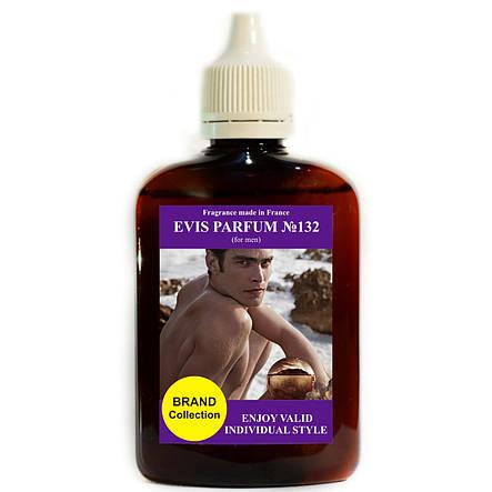 Наливная парфюмерия ТМ EVIS. №132 (тип запаха Aqva Amara)  Реплика, фото 2
