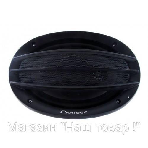 """Автомобильная акустика колонкиPioneer TS-A6994S 6x9 овалы (600W) 5ти полосные - Магазин """"Наш товар !"""" в Одессе"""