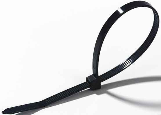 Хомут, Стяжка кабельний 150х3 (уп.100шт.)