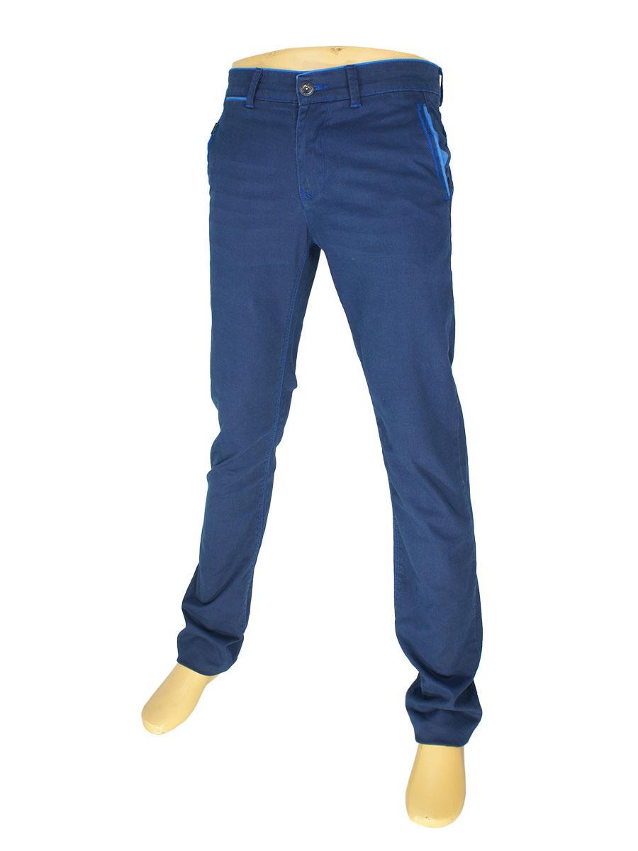 Темно-синие мужские джинсы X-Foot 1728