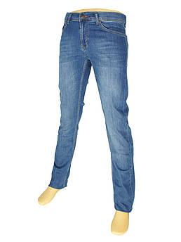 Мужские стильные джинсы Cen-cor CNC-1459-37 Blue