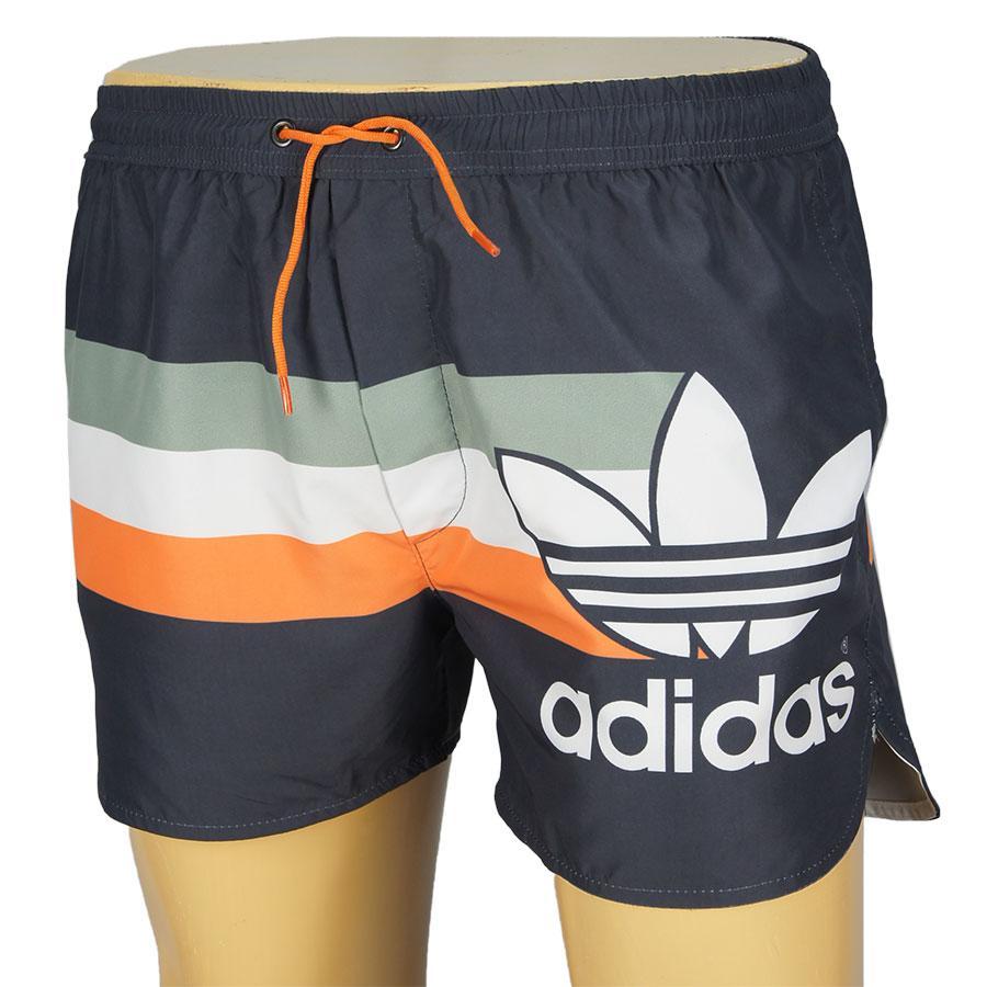 Короткие мужские шорты 4387