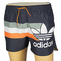 Короткие мужские шорты в стиле A 4387