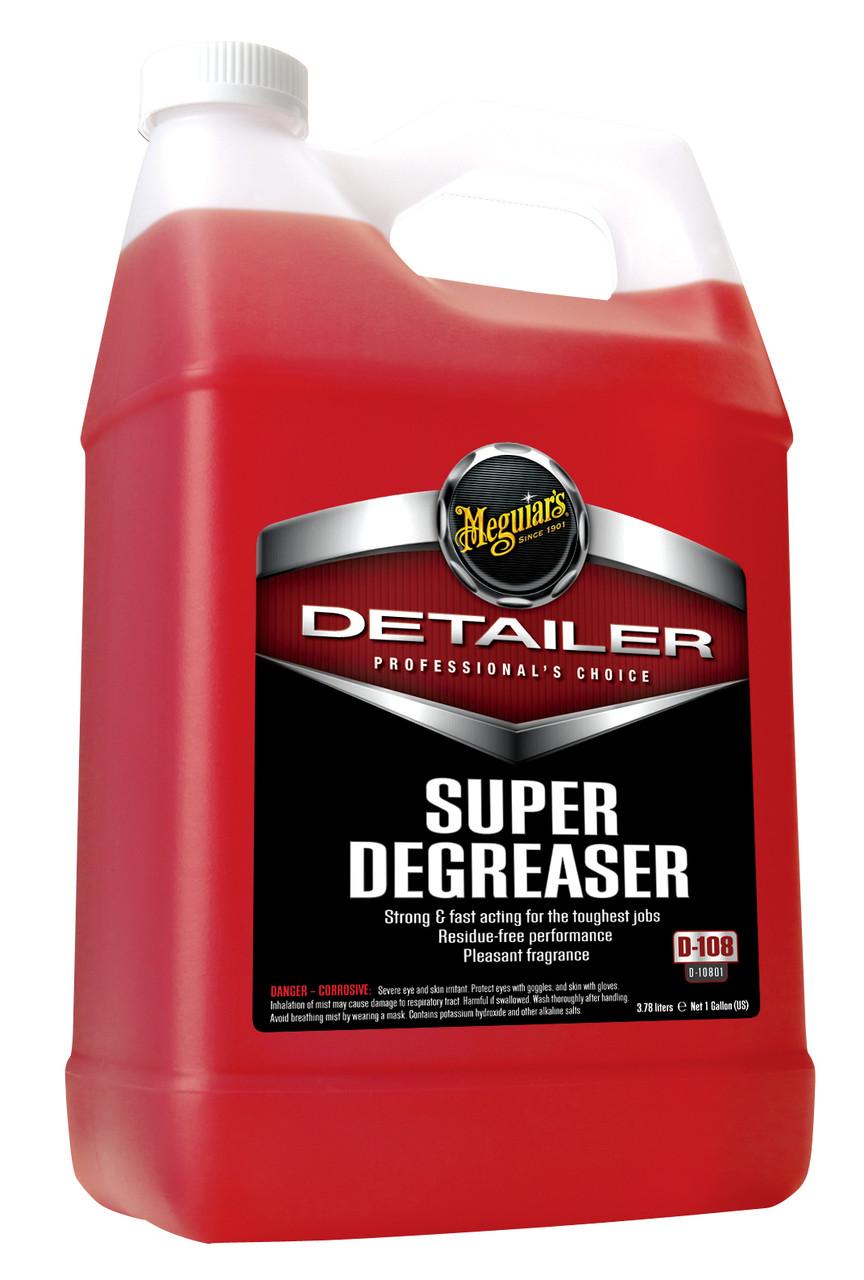 Концентрат супер обезжиривающее средство - Meguiar's Detailer Super Degreaser 3,78 л. (D10801)
