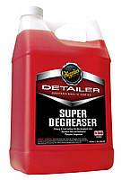 Meguiar's D108 Super Degreaser Высокоэффективное обезжиривающее средство, 3,78 л