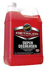Концентрат супер обезжириватель для двигателя - Meguiar's Detailer Super Degreaser 3,79 л. (D10801)