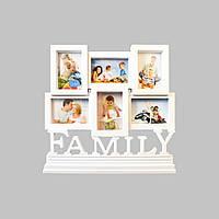 Рамка коллаж M-06 Family 6 фото