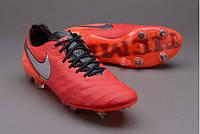 Футбольные бутсы Б/У Nike Tiempo Legend VI SG Pro Red 819680-608
