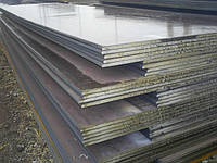 Лист горячекатанный - 2,5 х 1250 х 2500 мм ГОСТ 19903-74