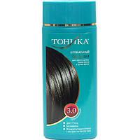Оттеночный бальзам для волос Тоника 3.0 Темно русый (горький шоколад)