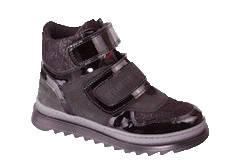 Ботинки Minimen 55LACK р. 31, 35 Черные, фото 2