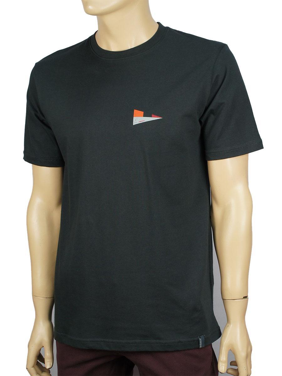 Мужская футболка Imako M:AGENOR темно-серая