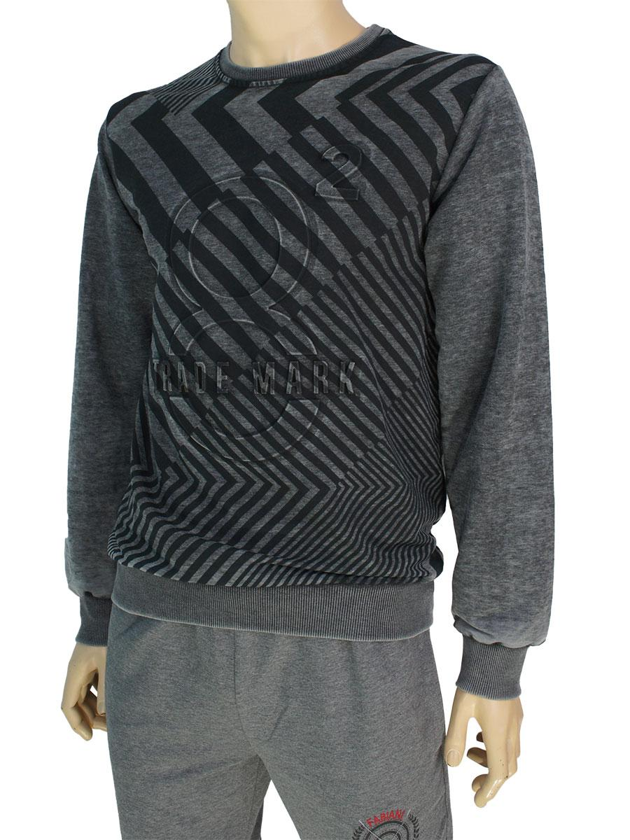 Стильный мужской свитер Rake Concept 5311