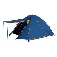 Палатка трехместная Coleman кемпинговая
