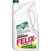 Антифриз  Felix PROLONGER зеленый концентрат  5л