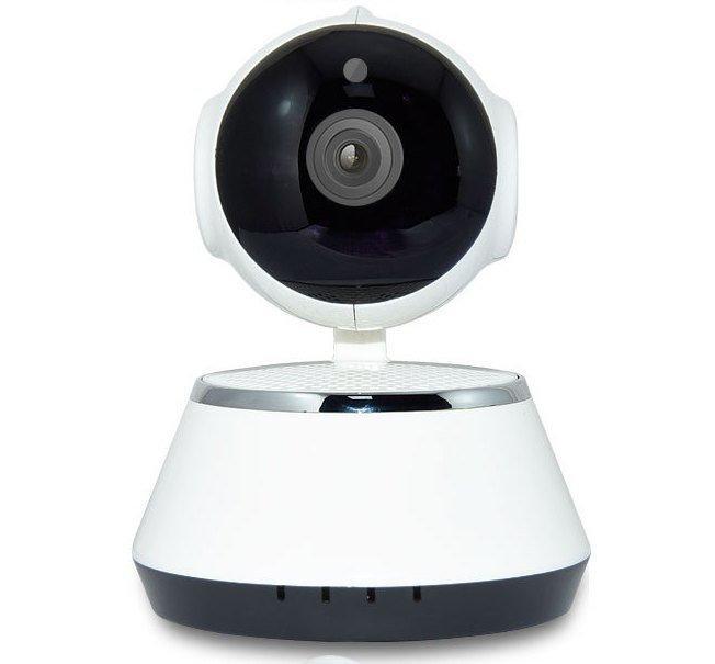 Цифровая IP камера V380-Q6 HD, Wi-Fi, Ethernet, управление через сматрфон