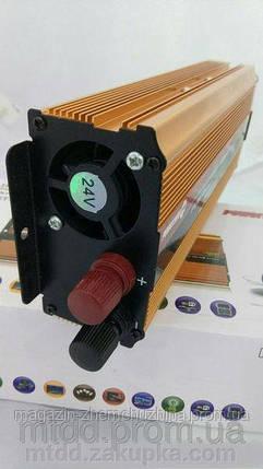 Преобразователь 12V-220V 1200W, фото 2