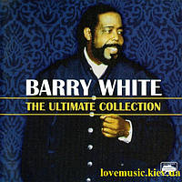 Музыкальный сд диск BARRY WHITE The ultimate collection (2000) (audio cd)