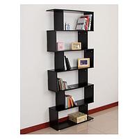 Полка напольная для книг и декоров №17