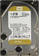 HDD 1TB 7200 SATA3 3.5 WD Gold WD1005FBYZ