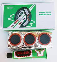 RS3601 Набор латки камерные + клей