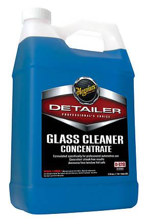 Концентрат для очистки стекла - Meguiar's Detailer Glass Cleaner Concentrate 3,78 л. (D12001), фото 2