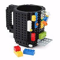 """Кружка конструктор Lego """"Build-on Brick mug"""", Чашка Лего"""
