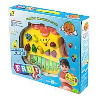 Обучающая игрушка Пианино арт. 806D