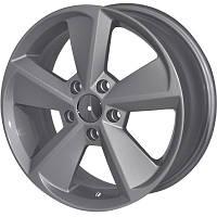 Автомобильный диск, литой ORIGINAL SKODA 2570 R16 W6.5 PCD5x112 ET50 DIA57.1 S