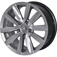 Автомобильный диск, литой ORIGINAL SKODA 2650 R15 W6.5 PCD5x112 ET42 DIA57.1 HS
