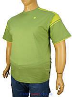 Футболка мужская Topi 0351 B больших размеров 100% хлопок