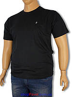 Футболка мужская Neti MSY-001/D черная большой размер
