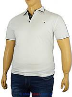 Тенниска мужская Tommy Hilfiger 0290 белая Турция