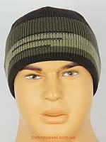 Утепленная мужская шапка Maxval SHM 132101