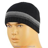 Вязаная мужская шапка Maxval SHM 132031
