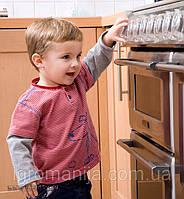 Защита на ручки газовой плиты . защита от детей газ плита