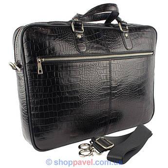 Портфель-сумка Canpellini 7006 черная