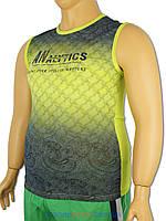 Мужская безрукавка Maxway 67001 больших размеров