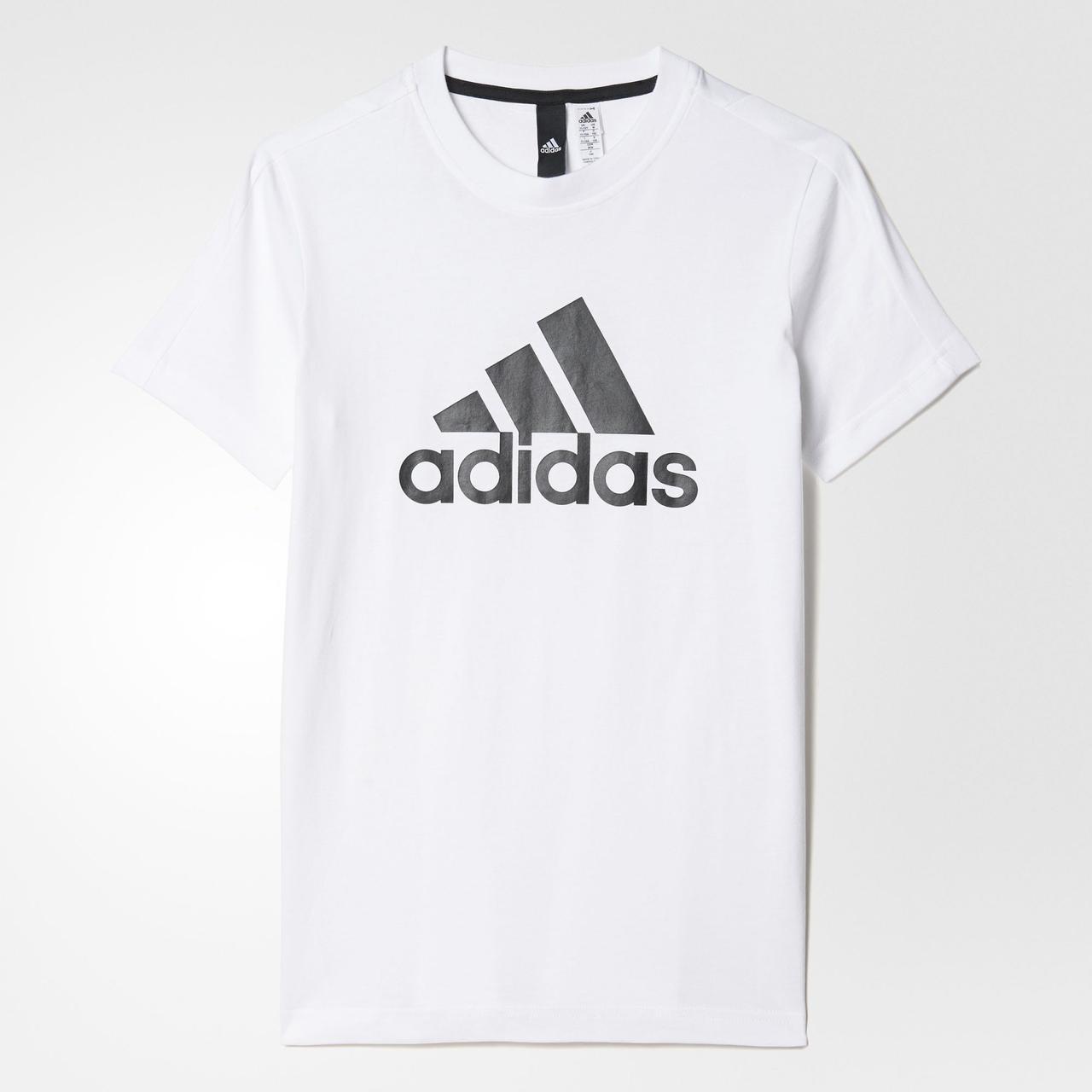 5896948ddc96 Купить Детская футболка Adidas Performance Essentials Logo (Артикул ...