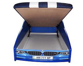 Кровать детская машина серии Elit, фото 2