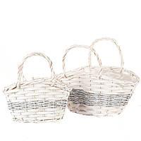 Декоративные корзины, набор из 2 шт.