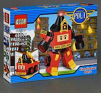 Робокар Поли.Конструктор Робокар Поли. Трансформер Робокар Поли.