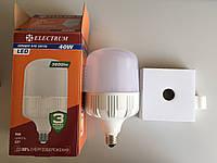 Лампа светодиодная PAR  40W PA LP- 40 Е27 4000К, Electrum