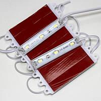 Светодиодный модуль 12V 5630 3-led module white