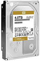 HDD 4.0TB 7200 SATA3 3.5 WD Gold WD4002FYYZ
