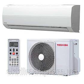 Кондиционер Toshiba SKHP RAS-13SKHP-E1/RAS-13S2AH-E1