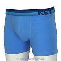 Синие мужские боксеры Key MXH 273 B3 NI